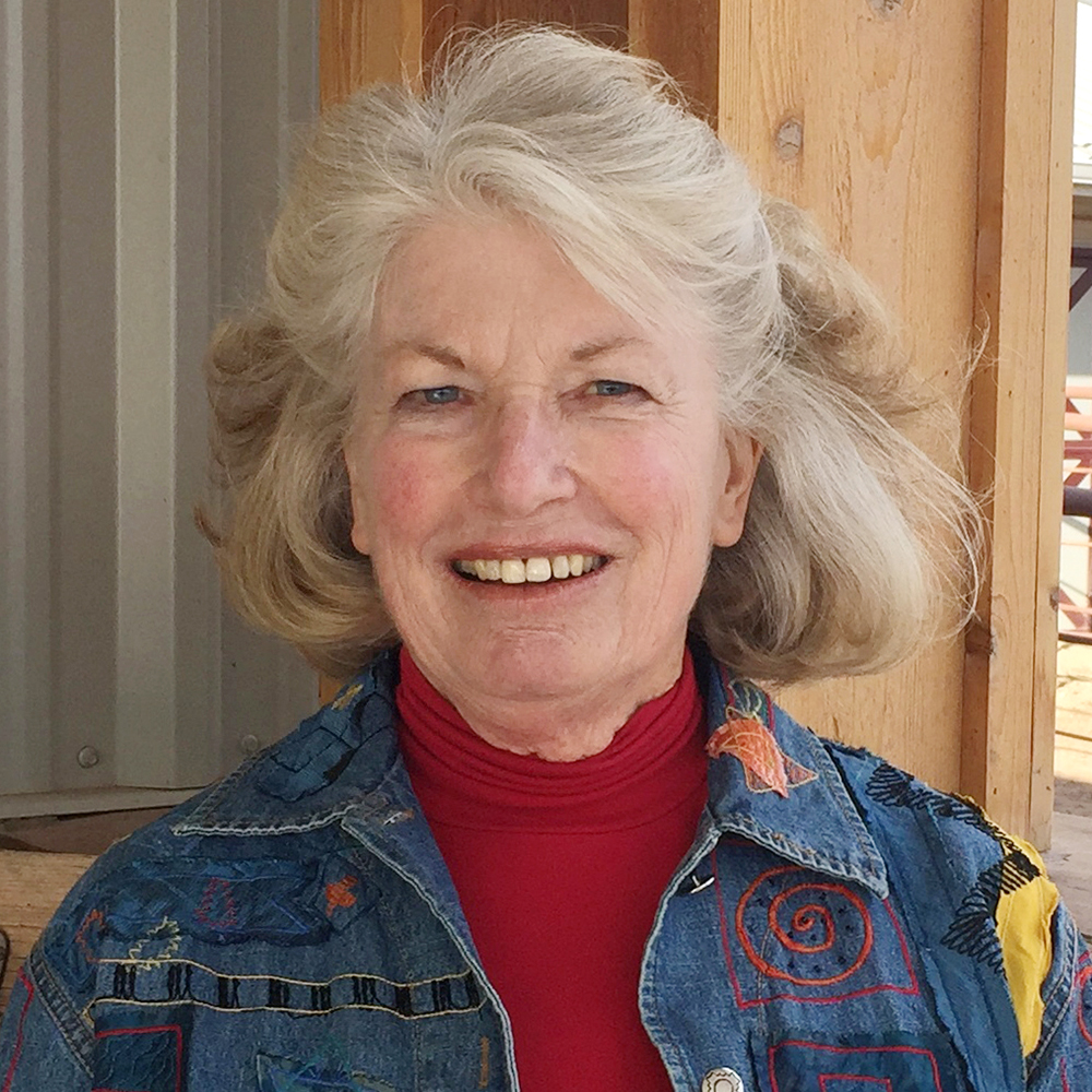 JUDY WHICHARD, Ph.D.